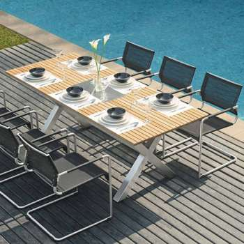 Incredible Contemporary Outdoor Table Modern Outdoor Furniture Accessories Yliving