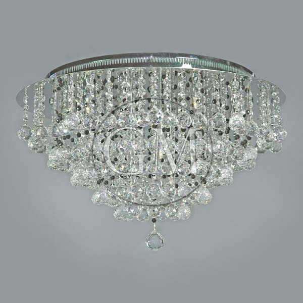 Incredible Crystal Light Fixtures Great Crystal Light Fixtures 20 Luxema Ceiling Flush Mount Crystal