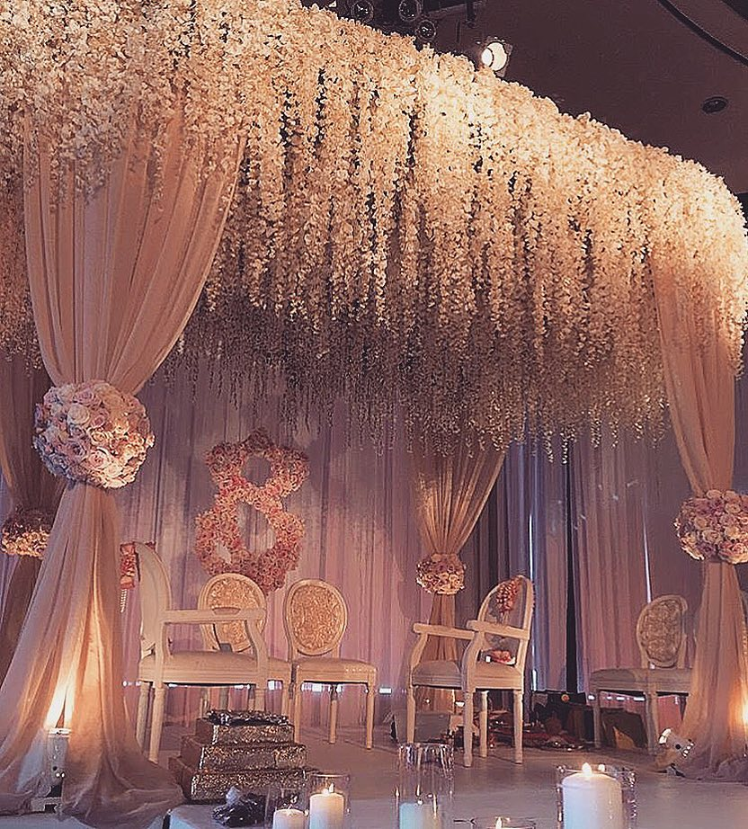 Incredible Design House Decor Stunning Mandap Decor Ideas For The Indoor Wedding
