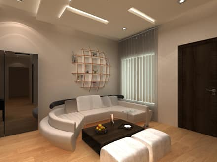 Incredible Drawing Room Design Living Room Design Ideas Interiors Pictures Homify