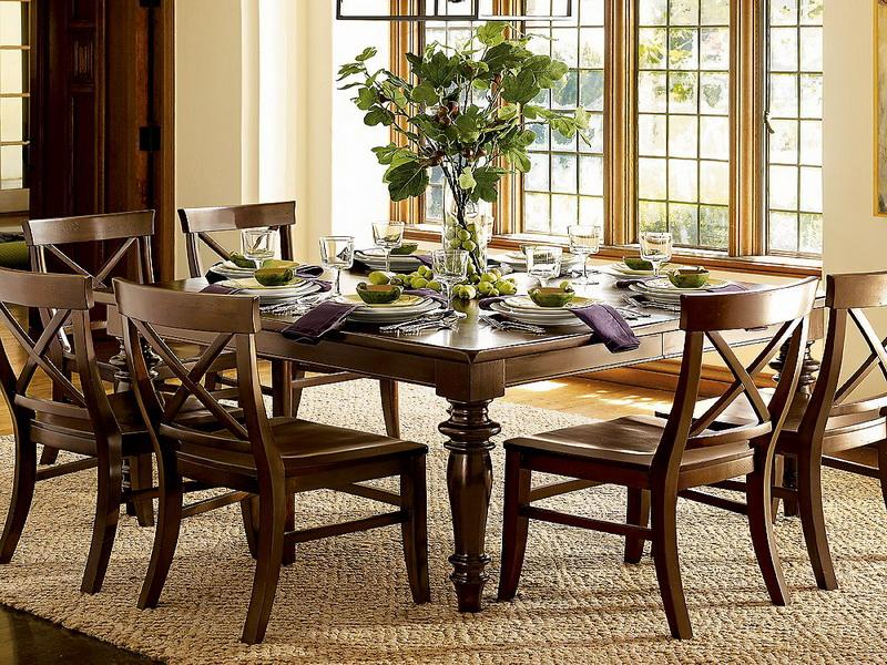 Incredible Elegant Wood Dining Table Dining Room Large Classy Dining Set With Elegant Dining Set