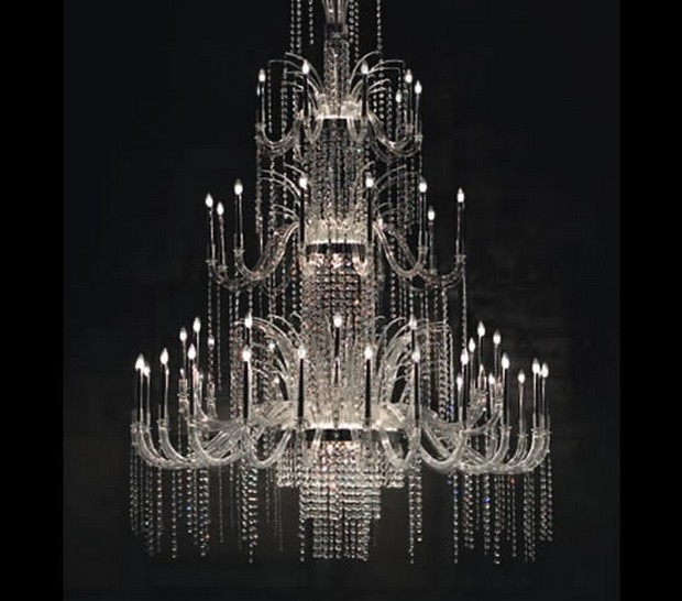 Incredible Expensive Crystal Chandeliers The Most Expensive Crystal Chandeliers In The World Fascinating