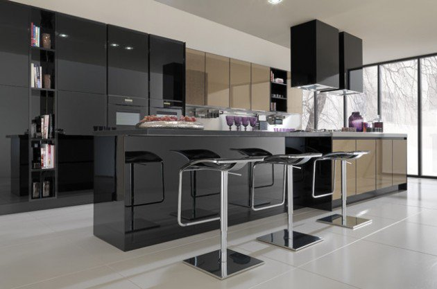 Incredible Italian Kitchen Design Classy Contemporary Italian Kitchen Design Ideas