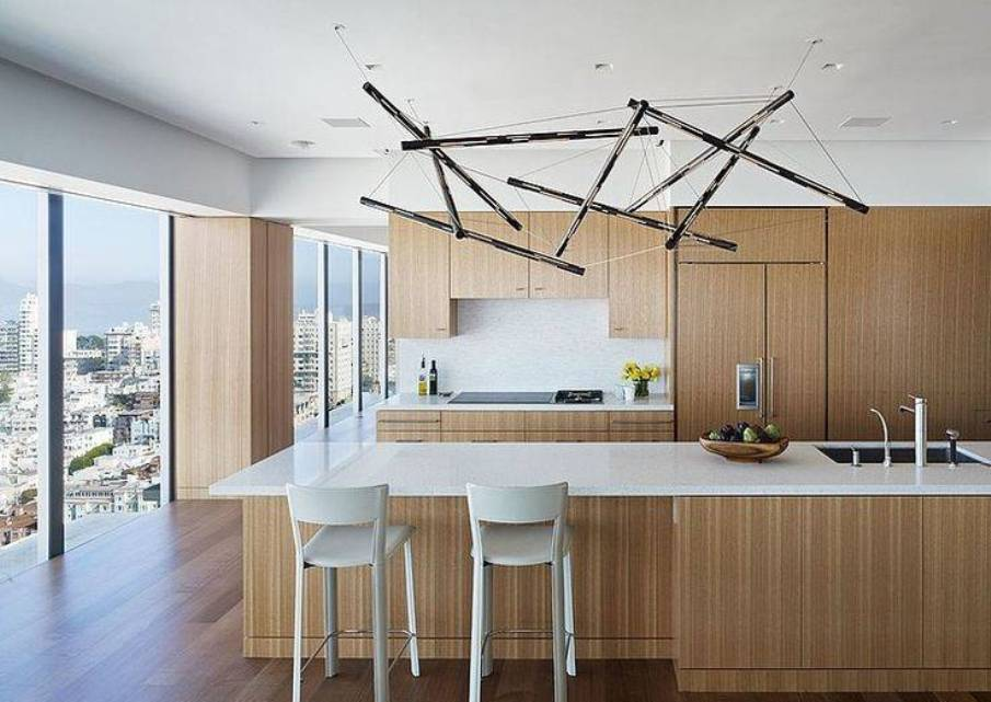 Incredible Kitchen Ceiling Lights Modern Lovable Large Modern Ceiling Lights Fresh Idea To Design Your