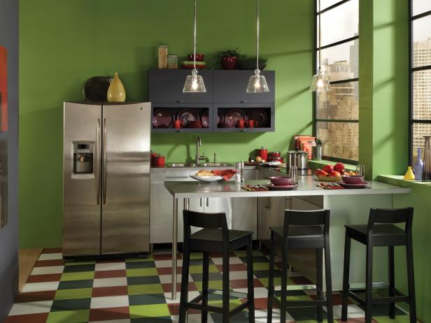 Incredible Kitchen Color Design Best Colors To Paint A Kitchen Pictures Ideas From Hgtv Hgtv