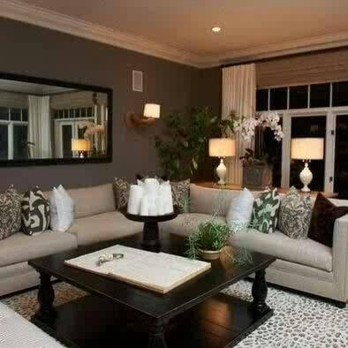 Incredible Living Area Ideas The Secret To Picking The Perfect Paint Color Living Room