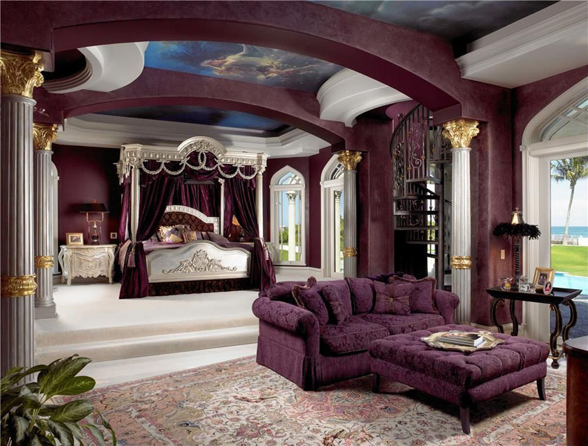 Incredible Luxury Bed Canopy Luxury Canopy Bed Home Design