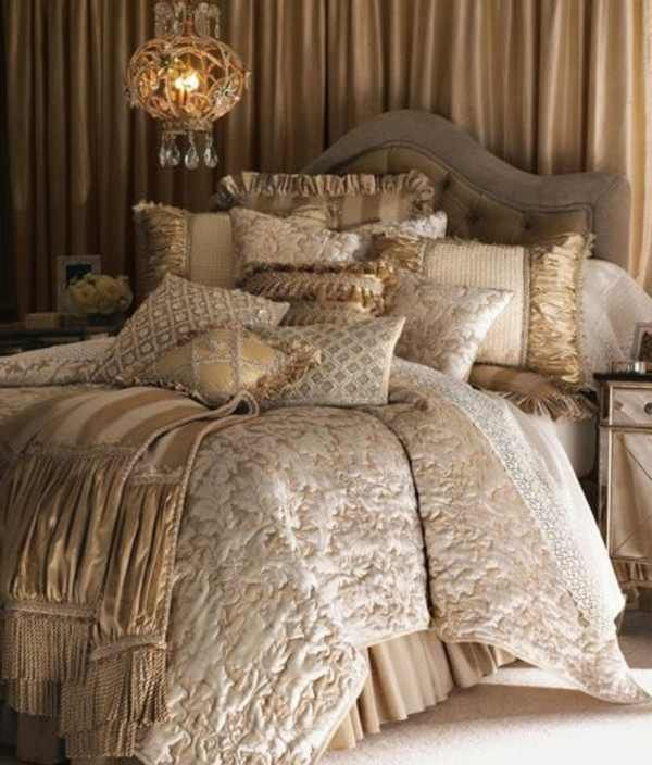 Incredible Luxury Bedding Sets King Elegant Comforter Sets King Onyoustore