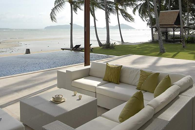 Incredible Luxury Outdoor Sofa Furniture