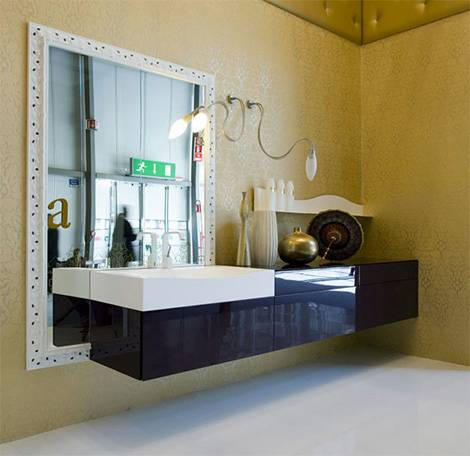 Incredible Modern Contemporary Vanity Contemporary Bathroom Vanity Ideas For Completing Your Modern