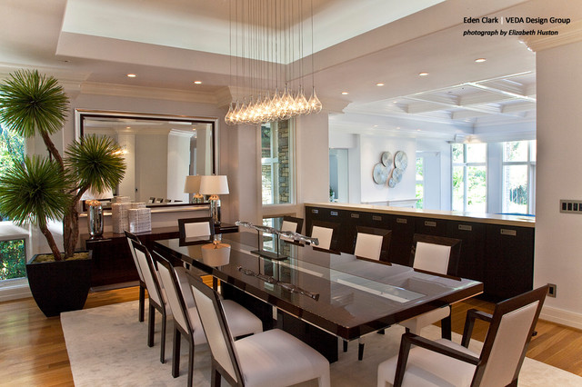 Incredible Modern Formal Dining Room Formal Modern Dining Room Modern Dining Room Orange County