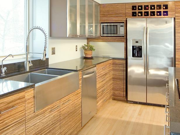 Incredible Modern Kitchen Design Cabinets Modern Kitchen Cabinets Pictures Ideas Tips From Hgtv Hgtv