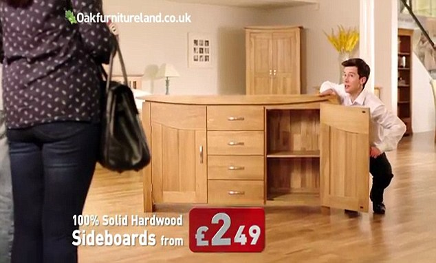 Incredible Oak Furniture Land Banned Oak Furniture Land Adverts That Claimed The Firm Never Used