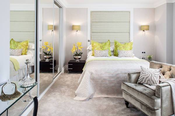 Small Luxury Bedroom Modernfurniture Collection