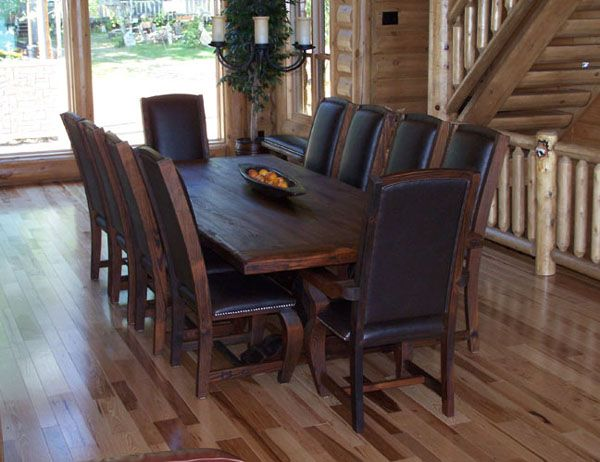 Country Style Dining Room Sets Incredible Wood Table Best 25 Dark Ideas On Pinterest Dinning