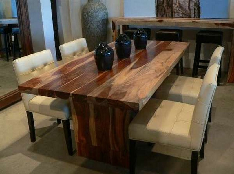 Incredible Wood Dining Room Table Sets Wonderful All Wood Dining Room Sets 17 For Cheap Dining Room Sets