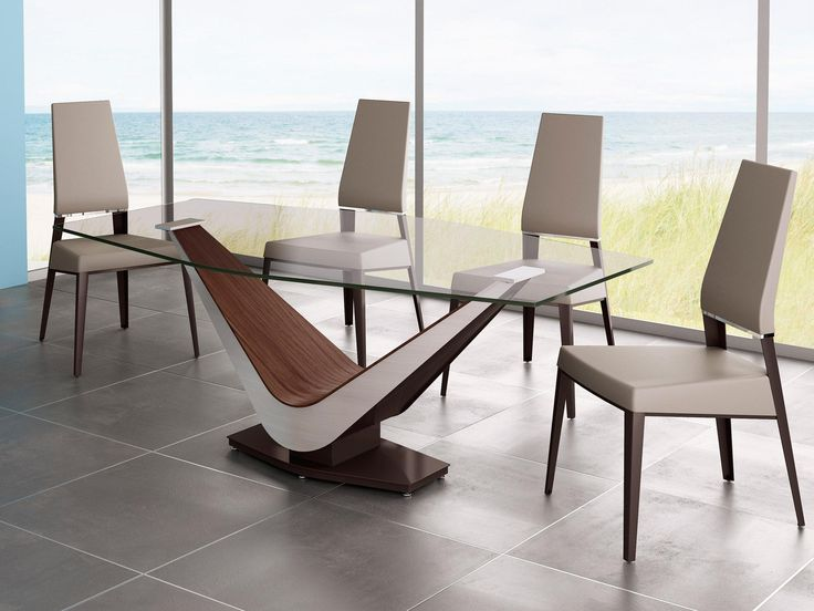 Incredible Wooden Glass Dining Table Designs Best 25 Wooden Dining Tables Ideas On Pinterest Wooden Dining