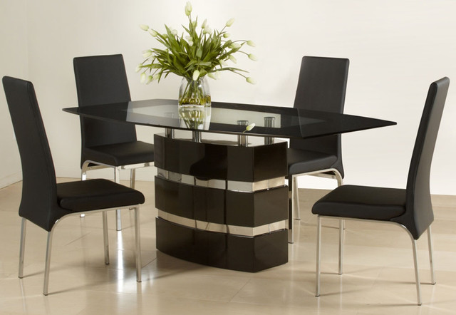 Incredible Wooden Glass Dining Table Designs Graceful Wooden And Glass Top Designer Table And Chairs Set Dining