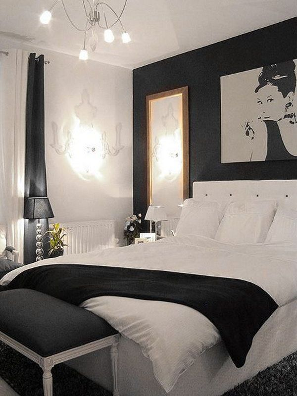 Innovative Black And White Bedroom Ideas Best 25 Black White Bedrooms Ideas On Pinterest Black White