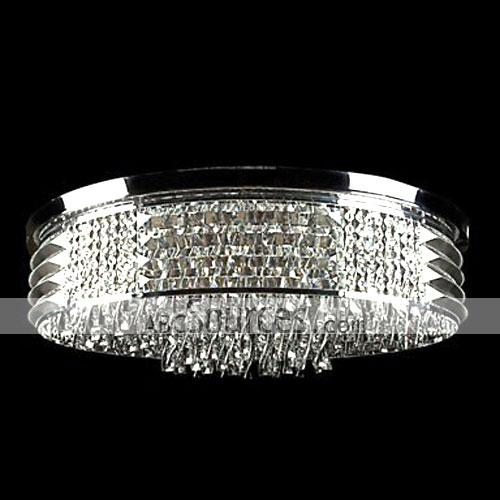 Innovative Contemporary Crystal Ceiling Lights Contemporary Crystal Ceiling Lights Cbaarch