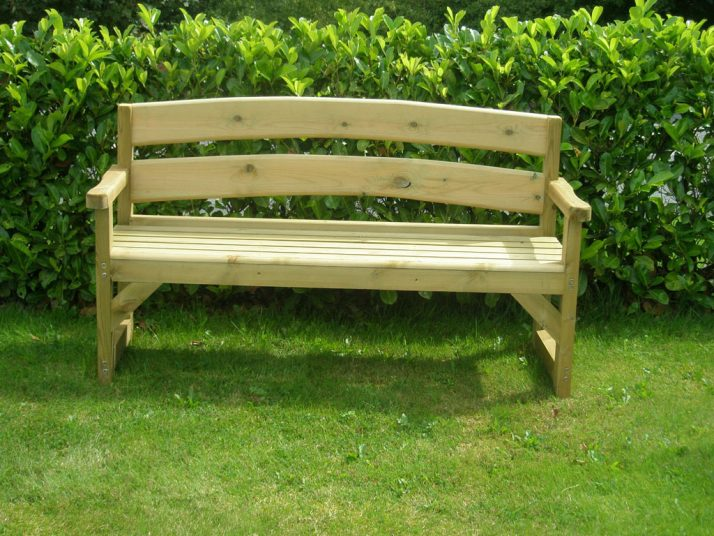 Innovative Contemporary Garden Bench How To Pick The Perfect Contemporary Garden Bench Plans Video