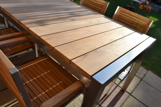 Innovative Contemporary Teak Outdoor Furniture Attractive Modern Teak Outdoor Furniture Furniture Design Ideas