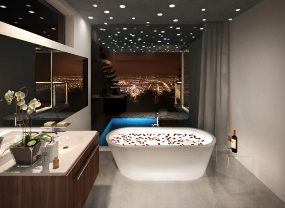 Innovative Fancy Modern Bathroom Bathroom Design Fabulous Brown Bathroom Ideas Modern Bathroom