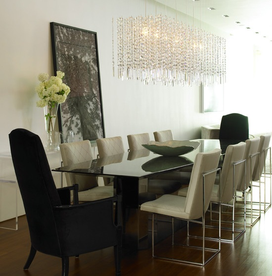 Innovative Glass Chandeliers For Dining Room Glass Chandeliers For Dining Room 10356