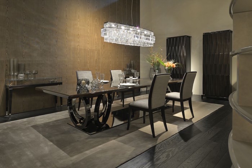 Innovative High End Modern Dining Tables 13 Modern Dining Tables From Top Luxury Furniture Brands Great