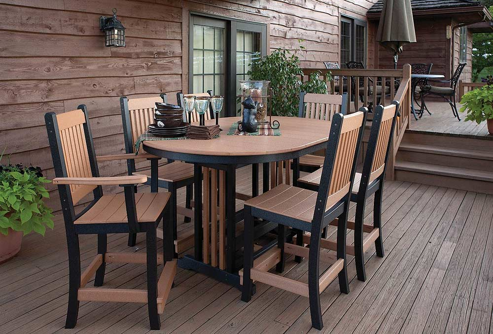 Innovative High Top Patio Furniture Wonderful High Top Patio Table High Patio Table Decor Home