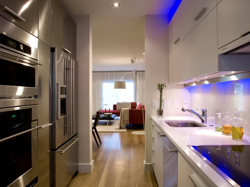 Innovative Kitchen Designs For Small Kitchens Pictures Of Small Kitchen Design Ideas From Hgtv Hgtv