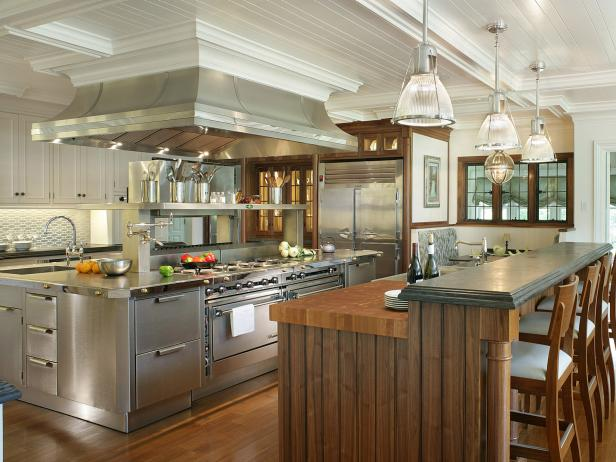 Innovative Kitchen Styles And Designs Kitchen Design Styles Pictures Ideas Tips From Hgtv Hgtv