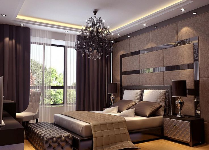 Innovative Luxury Contemporary Bedrooms Bedroom Residence Du Commerce Elegant Bedroom Interior 3d Modern