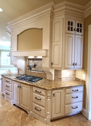 Innovative Luxury Custom Kitchen Cabinets Burns Custom Cabinetry