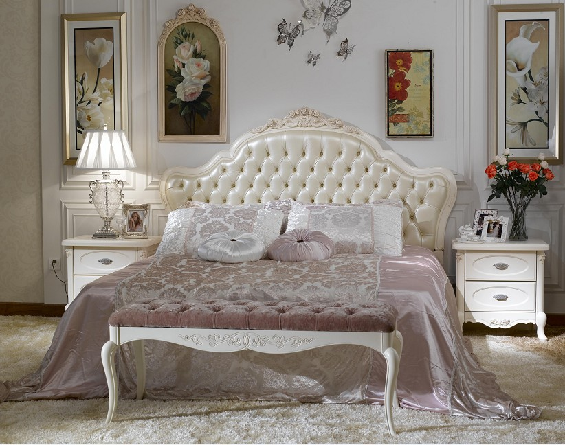 Innovative Luxury French Bedroom Furniture Remodelling Your Modern Home Design With Amazing Luxury Cream