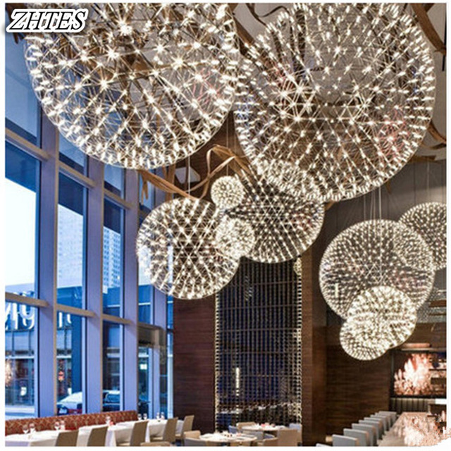 Innovative Modern Ball Chandelier Post Modern Ball Chandelier Creative Personality Living Room