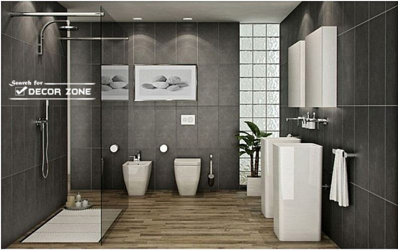 Innovative Modern Bathroom Flooring Ideas Prepossessing 40 Modern Bathroom Floor Tile Design Inspiration Of
