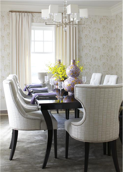 Innovative Modern Elegant Dining Room Contemporary Dining Room Lauren Muse