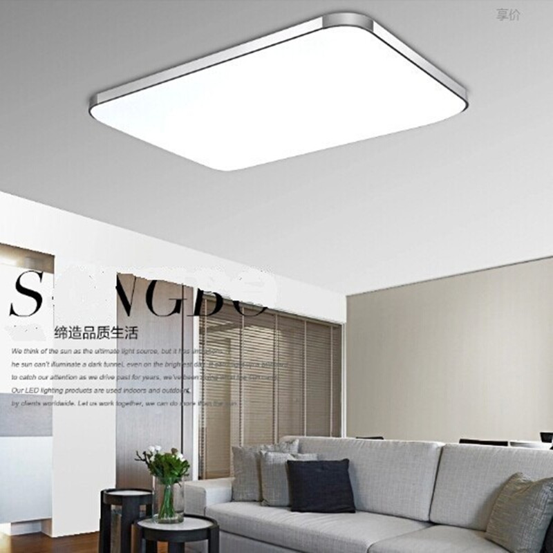 Innovative Modern Led Lighting 2018 Modern Led Apple Ceiling Lights Square 30cm Led Ceiling Lamp