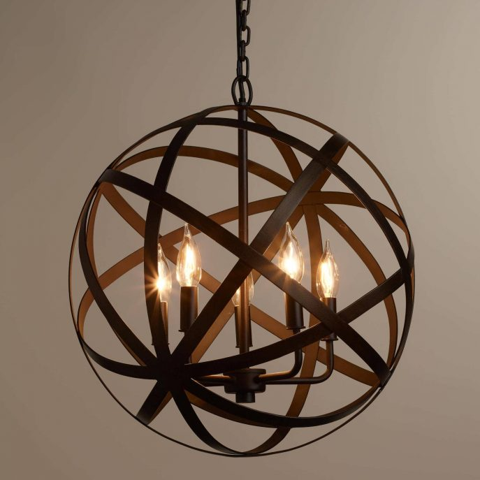 Innovative Orb Light Chandelier Chandelier Pendant Chandelier Orb Light Chandelier Starburst