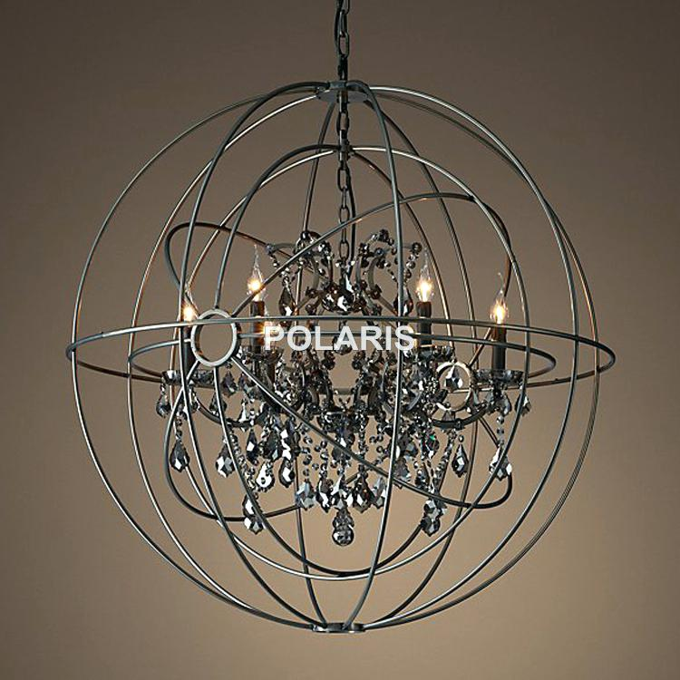 Innovative Orb Light Chandelier Orb Light Chandelier Edrexco