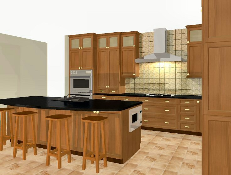 Innovative Sample Kitchen Designs And Design