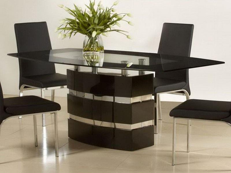 Innovative Small Modern Dining Table Amazing Modern Dining Room Sets For Small Spaces 61 With
