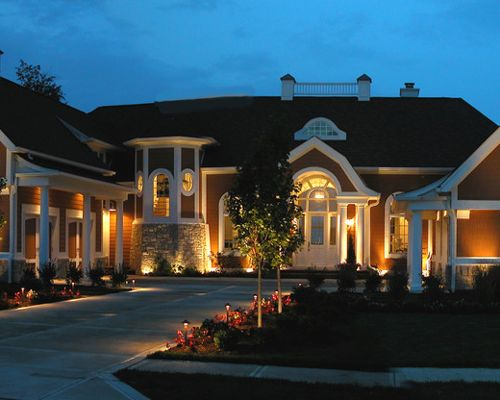 Innovative Upscale Outdoor Lighting St Louis Upscale Outdoor Lighting