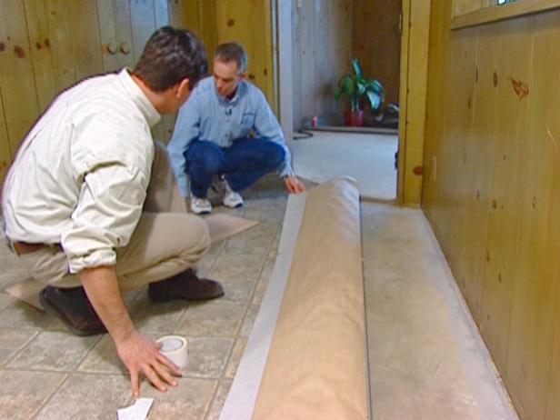 Innovative Vinyl Flooring Roll How To Install Vinyl Flooring How Tos Diy