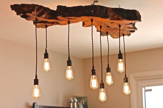 Lovable Chandelier Light Fixtures Stunning Wood Chandelier Lighting Olive Wood Live Edge Light