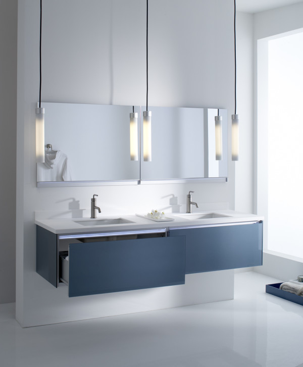 Lovable Contemporary Bath Cabinets Alluring Contemporary Bathroom Cabinets