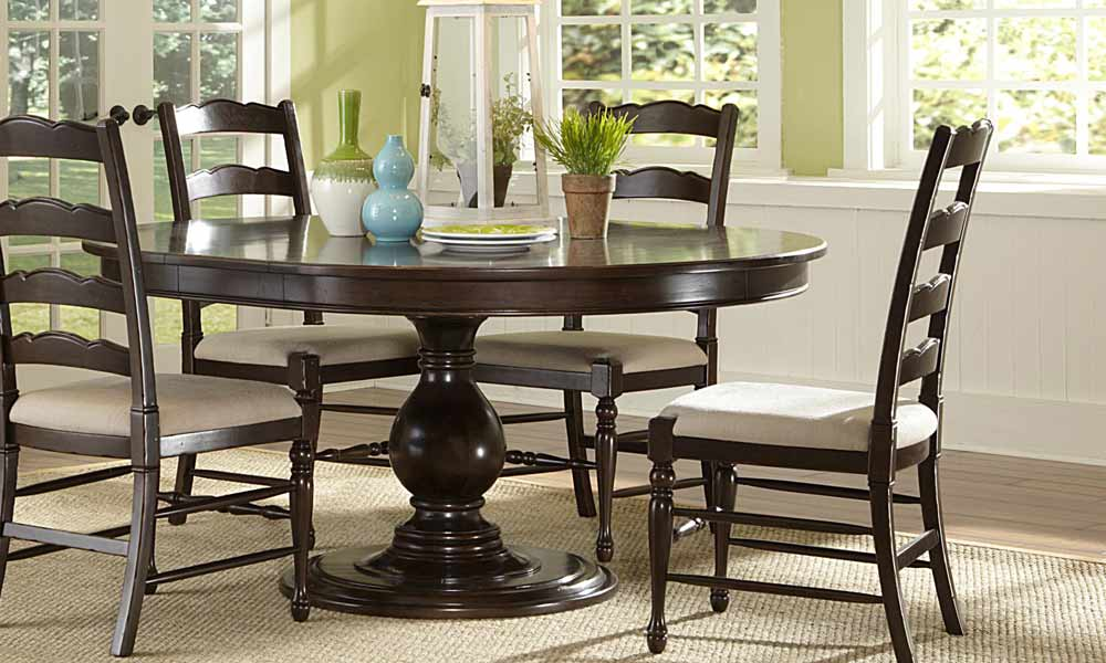 Lovable Contemporary Round Dining Table For 6 Enchanting Round Dining Room Table For 6 With Round Dining Table