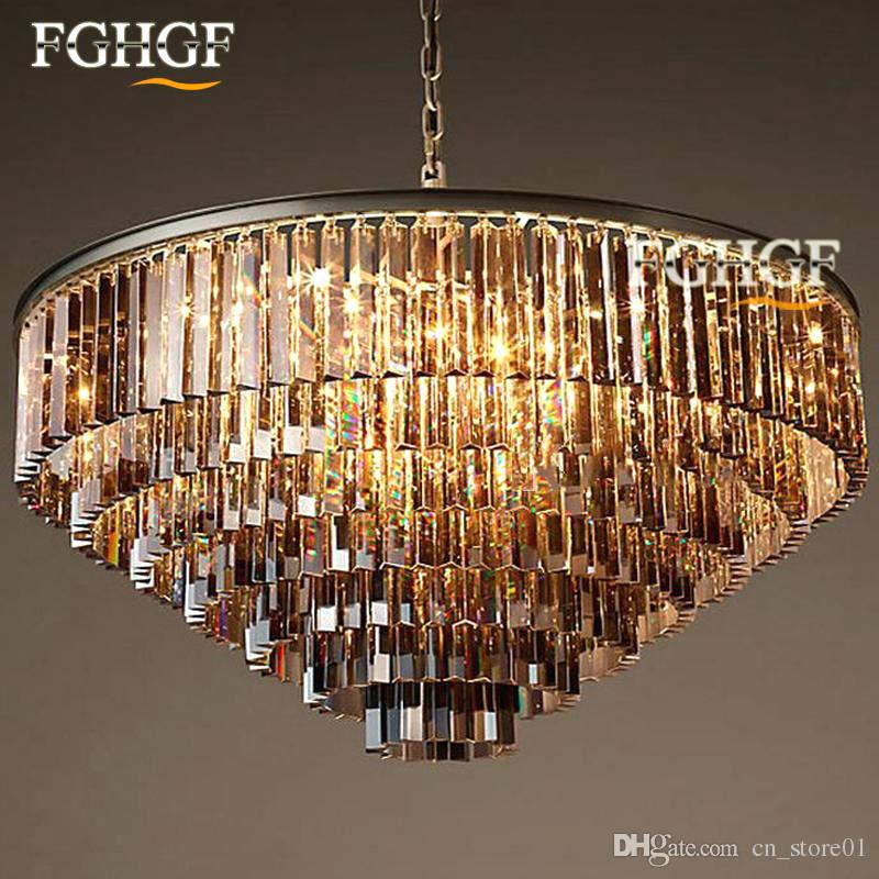 Lovable Large Round Chandelier Round Chandelier Lighting Factory Outlet Modern Vintage Chandelier