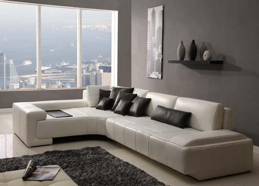 Lovable Living Room Sofa Contemporary Living Room Furniture Contemporary Design Of Well Modern Sofa For